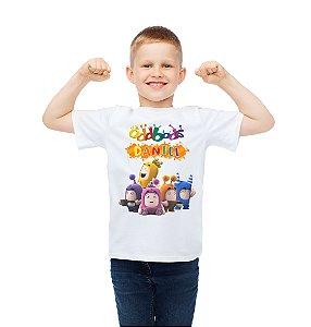 Camiseta Infantil Oddbods