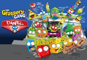 Painel TNT The Grossery Gang 001