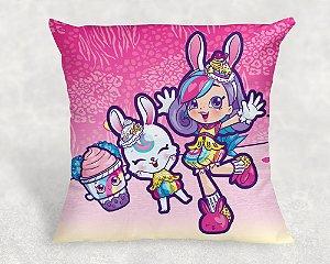 Almofada Personalizada para festa Shopkins 004