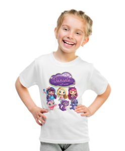 Camiseta Infantil Little Charmers