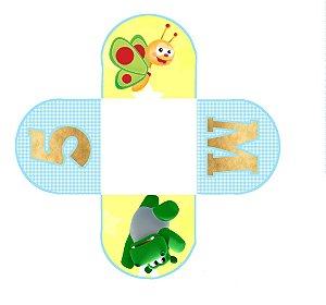 Caixeta para Doces personalizada Baby TV