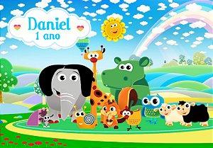 Painel TNT Baby TV 003