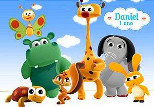 Painel TNT Baby TV 001