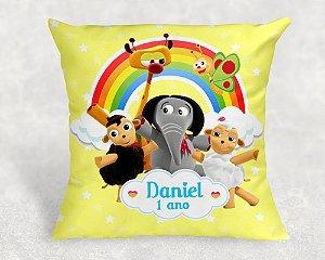 Almofada Personalizada para festa Baby TV 004