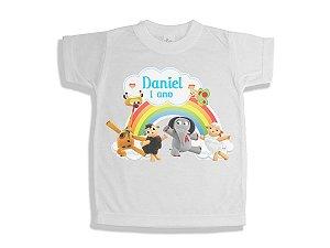 Camiseta Infantil Baby TV