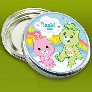 Embalagem com 20 adesivos Ursinhos Carinhosos