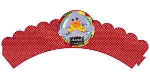 Pacote com 6 Wrappers personalizados Brinquedos