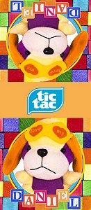 Adesivo personalizado para TicTac Brinquedos
