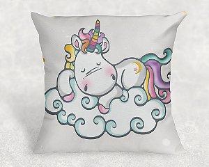 Almofada Personalizada para festa Unicornio II 002