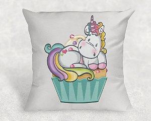 Almofada Personalizada para festa Unicornio II 001