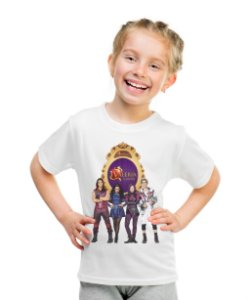 Camiseta Infantil Descendentes
