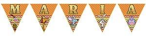 Bandeirinha Personalizada Natugato