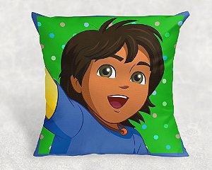 Almofada Personalizada para festa Dora e Seus Amigos na Cidade menino