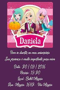 Convite digital personalizado Regal Academy 002
