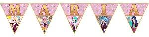 Bandeirinha Personalizada Regal Academy