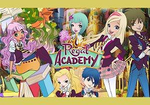 Painel TNT Regal Academy 001