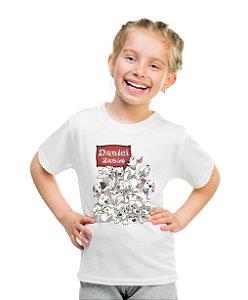 Camiseta Infantil 101 Dalmatas