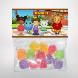 Solapa ou lapela personalizada Daniel Tigre