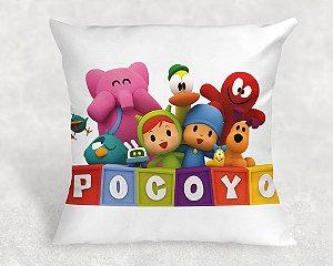 Almofada Personalizada para festa Pocoyo 001