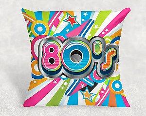 Almofada Personalizada para festa Anos 80 003