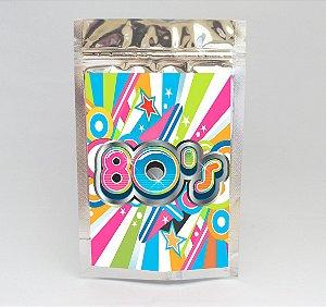 Saco metalizado 12x19 anos 80 003