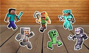 Totens de Mesa Minecraft