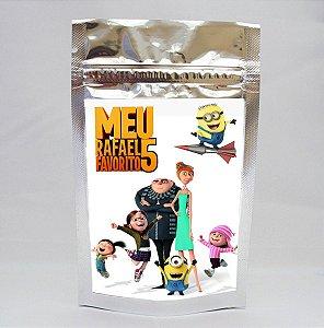 Saco metalizado Minions