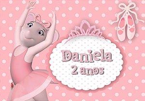 Painel TNT Angelina Bailarina 001