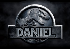 Painel TNT Jurassic World Dinossauro 002