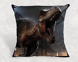 Almofada Personalizada para festa Jurassic World Dinossauro 001