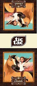 Adesivo personalizado para TicTac Spirit Riding Free