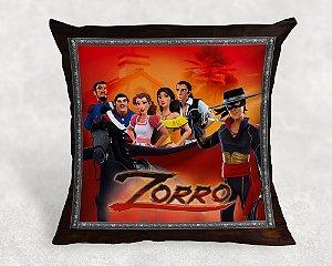 Almofada Personalizada para festa Zorro 003
