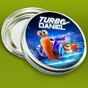 Embalagem com 20 adesivos Turbo Fast