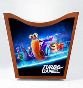 Adesivo para Cachepot Turbo Fast