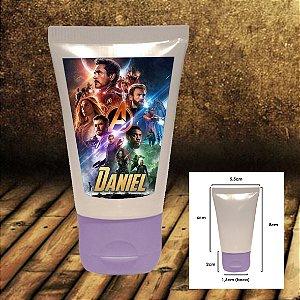 Adesivo para Bisnaga Plástica 30gr Vingadores: Guerra Infinita