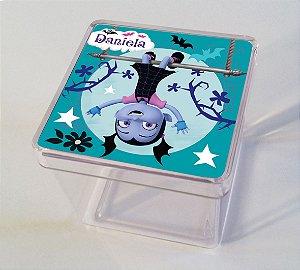 Adesivo caixinha acrílica 5x5 Vampirina