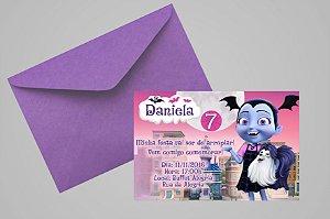 Convite 10x15 Vampirina 001