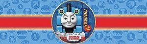 Rótulo água Thomas e Seus Amigos