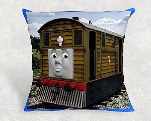 Almofada Personalizada para festa Thomas e Seus Amigos 009