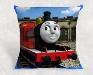 Almofada Personalizada para festa Thomas e Seus Amigos 006