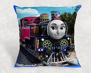 Almofada Personalizada para festa Thomas e Seus Amigos 005
