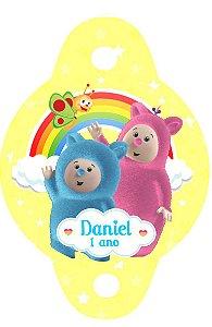 Tag para canudinho Baby TV Bili Bam Bam