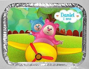 Marmitinha personalizada Baby TV Bili Bam Bam