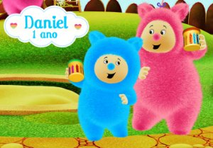 Painel TNT  Baby TV Bili Bam Bam