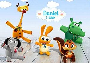 Painel TNT  Baby TV Baby Hood