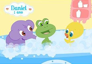 Painel TNT  Baby TV  Bath Tubbies