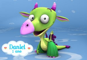 Painel TNT  Baby TV Draco