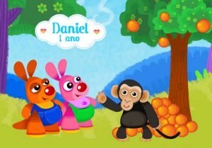 Painel TNT  Baby TV Kenny & Goorie