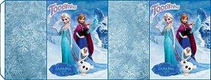 Embalagem com 2 rotulos Toddynho Frozen - O Reino do Gelo