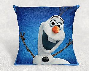Almofada Personalizada para festa Frozen - O Reino do Gelo 005